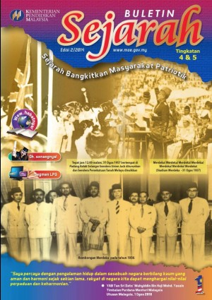 Buletin Sejarah Edisi 2 by KEMENTERIAN PENDIDIKAN MALAYSIA from KEMENTERIAN PENDIDIKAN MALAYSIA in General Academics category