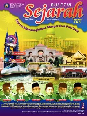 Buletin Sejarah Edisi 3 by KEMENTERIAN PENDIDIKAN MALAYSIA from KEMENTERIAN PENDIDIKAN MALAYSIA in General Academics category