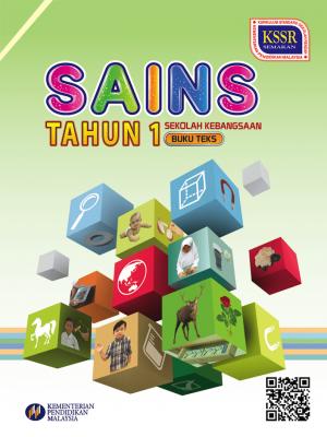 Sains Tahun 1 by KEMENTERIAN PENDIDIKAN MALAYSIA from  in  category