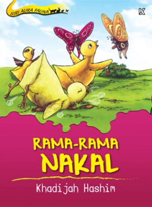 Rama-Rama Nakal by Khadijah Hashim from K PUBLISHING SDN BHD in Children category