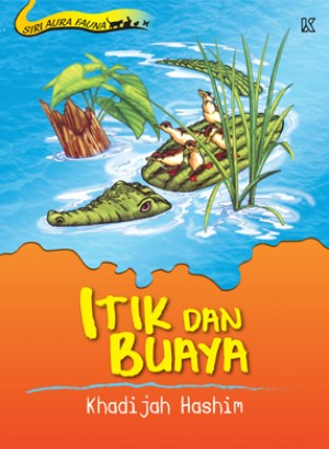 Itik dan Buaya by Khadijah Hashim from K PUBLISHING SDN BHD in Children category