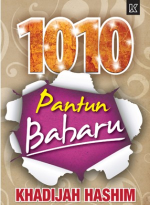1010 Pantun Baharu by Khadijah Hashim from  in  category