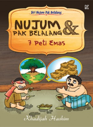 Nujum Pak Belalang & 7 Peti Emas by Khadijah Hashim from K PUBLISHING SDN BHD in Children category