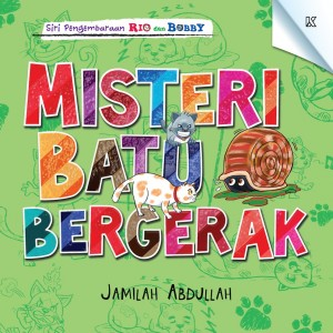Misteri Batu Bergerak by Jamilah Abdullah from K PUBLISHING SDN BHD in Children category