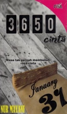 3650 Cinta by Nur Mayani from  in  category