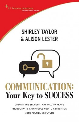 STTS-Communications Your Key by Shirley Taylor , Alison Lester from Marshall Cavendish International (Asia) Pte Ltd in Motivation category