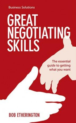 BSS: Great Negotiating Skills by Bob Etherington from  in  category