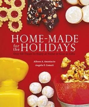 Homemade for the Holidays by Aileen Anastacio from Marshall Cavendish International (Asia) Pte Ltd in Recipe & Cooking category