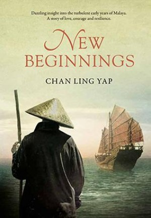 New Beginnings by Chan Ling Yap from Marshall Cavendish International (Asia) Pte Ltd in General Novel category