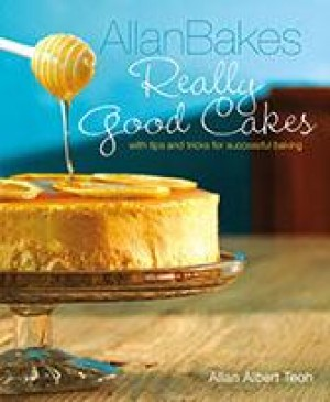 Allan Bakes Really Good Cakes by Allan Teoh from Marshall Cavendish International (Asia) Pte Ltd in Recipe & Cooking category