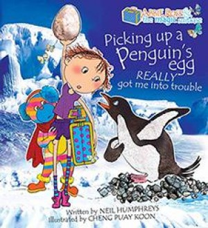 Picking up a Penguin's Egg Really Got me into Trouble by Neil Humphreys from Marshall Cavendish International (Asia) Pte Ltd in Children category