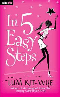 In 5 Easy Steps by Lum Kit-Wye from Marshall Cavendish International (Asia) Pte Ltd in Chick-Lit category