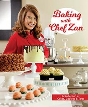 Baking with Chef Zan by Chef Zan from Marshall Cavendish International (Asia) Pte Ltd in Recipe & Cooking category