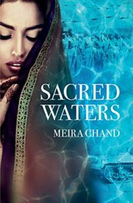 Sacred Waters by Meira Chand from Marshall Cavendish International (Asia) Pte Ltd in General Novel category