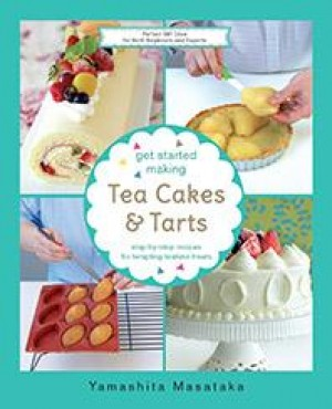 Get Started Making Tea Cakes & Tarts by Chef Yamashita from  in  category