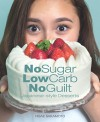 No Sugar, Low Carb, No Guilt-Japanese-Style Desserts