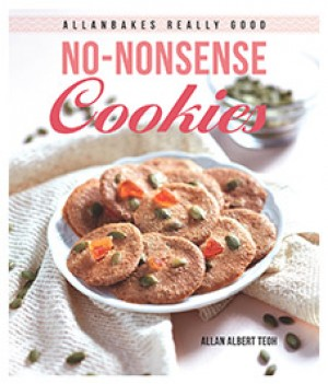 AllanBakes Really Good No-Nonsense Cookies by Allan Albert Teoh from  in  category