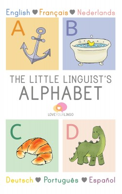 The Little Linguist's Alphabet by  from Mint Associates Ltd in Motivation category