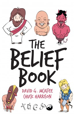 The Belief Book by David McAfee from Mint Associates Ltd in Teen Novel category