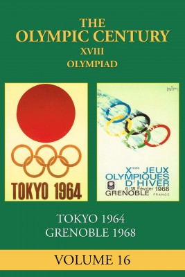 XVIII Olympiad: Tokyo 1964, Grenoble 1968 by Carl Posey from Mint Associates Ltd in Motivation category