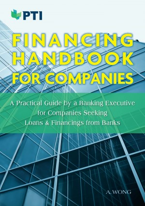 Financing Handbook for Companies: A Practical Guide by A Banking Executive for Companies Seeking Loans & Financings from Banks by A. Wong from Mint Associates Ltd in Finance & Investments category