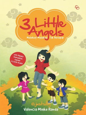 3 Little Angels by Valencia Mieke Randa from Mizan Publika, PT in Motivation category