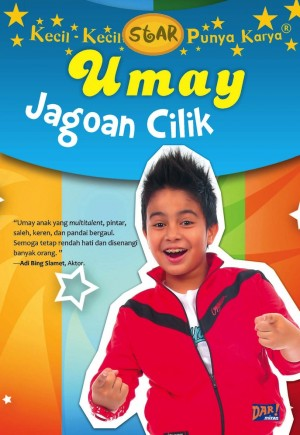 KKPK: Umay Jagoan Cilik by Iwok Abqari from Mizan Publika, PT in Children category