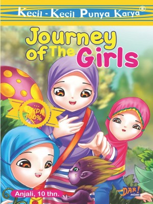 KKPK: Journey Of The Girls by Rane Kiran Anjali from Mizan Publika, PT in Children category