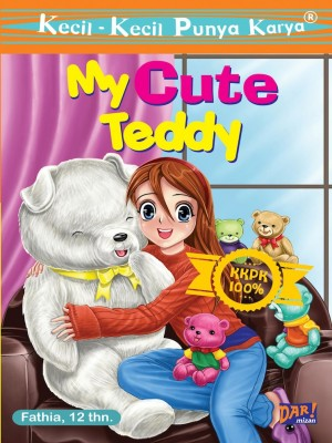 KKPK: My Cute Teddy by Fathia Nabila Qonita from Mizan Publika, PT in Children category