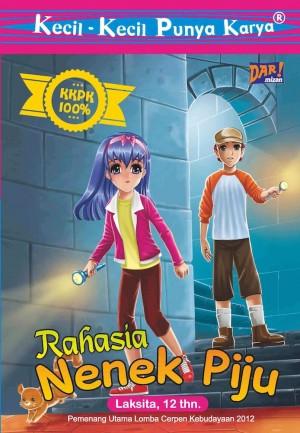 KKPK Rahasia Nenek Piju by Laksita Judith Tabina from Mizan Publika, PT in Children category