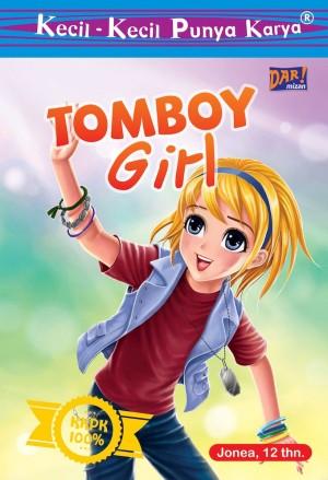 KKPK:Tomboy Girl by Jonea Christie from Mizan Publika, PT in Children category