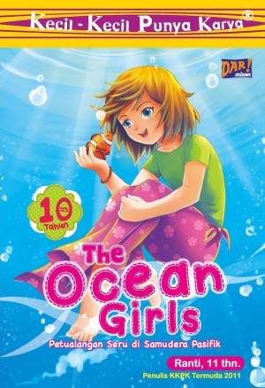 KKPK: The Ocean Girls by Tasnima Ranti Weningtyas from Mizan Publika, PT in Children category