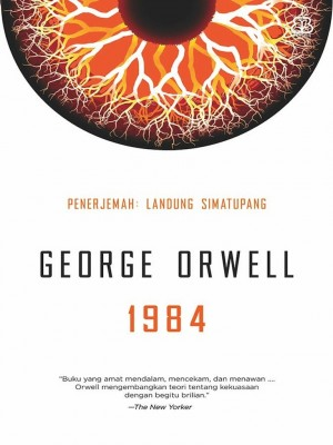 1984 by George Orwell from Mizan Publika, PT in Novel Indonesia category
