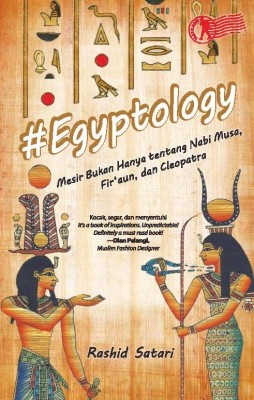 #Egyptology by Iwok Abqari from Mizan Publika, PT in Children category