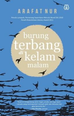Burung Terbang di Kelam Malam by Arafat Nur from Mizan Publika, PT in Religion category