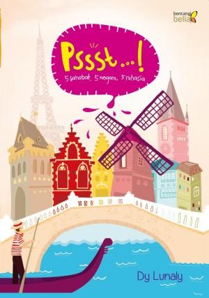 Pssst by Siti Fairuz Nadya / Dy Lunaly from Mizan Publika, PT in General Novel category