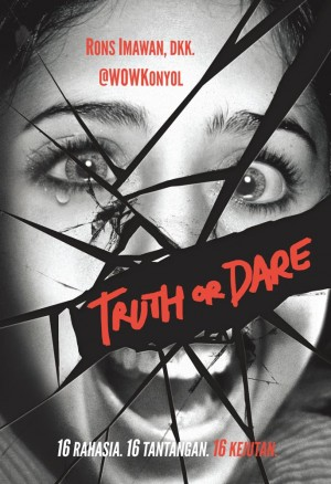 Truth or Dare by Rons Onyol Imawan, Dkk  from Mizan Publika, PT in General Novel category