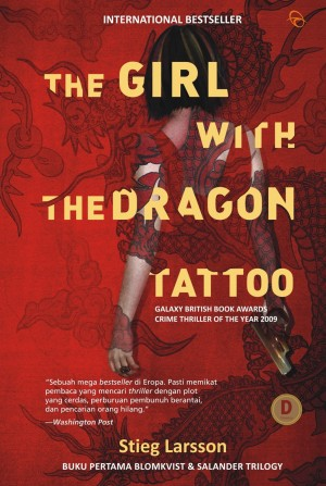 The Girl with Dragon Tattoo by Stieg Larsson from  in  category