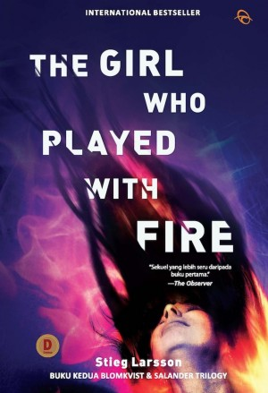 The Girl Who Played Fire