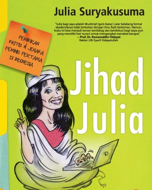 JIHAD JULIA by Julia Suryakusuma from Mizan Publika, PT in Motivation category