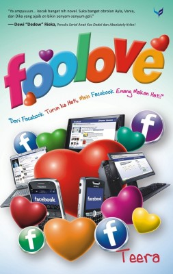 Foolove by Teera from Mizan Publika, PT in Teen Novel category