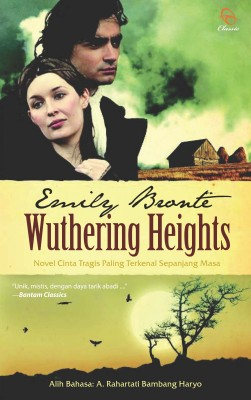 Wuthering Heights by Emily Brönte  from Mizan Publika, PT in Novel Indonesia ,Novel Remaja categories