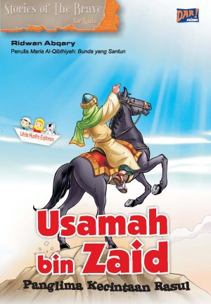 Usamah bin Zaid by Ridwan Abqary from Mizan Publika, PT in General Novel category