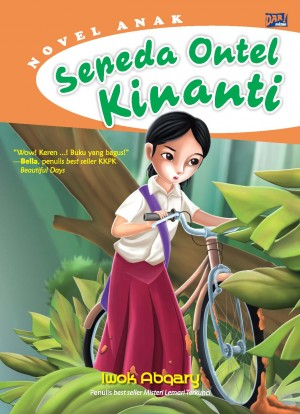 SEPEDA ONTEL KINANTI by Iwok Abqary from Mizan Publika, PT in General Novel category