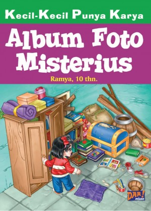 Album Foto Misterius by Ramya from Mizan Publika, PT in General Novel category