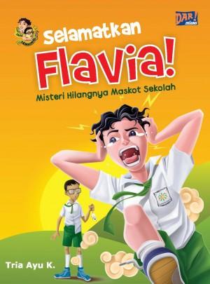 Selamatkan Flavia by Tria Ayu K from Mizan Publika, PT in General Novel category