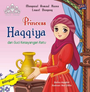 Princess Haqqiya dan Guci Kesayangan Ratu by Shinta Handini from  in  category