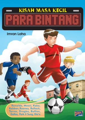Kisah Masa Kecil Para Bintang by Imran Laha from Mizan Publika, PT in General Novel category