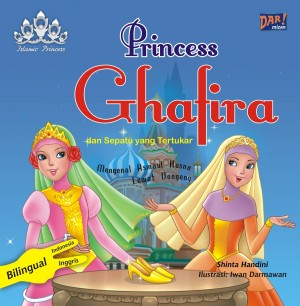 Princess Ghafira dan Sepatu yang Tertukar by Shinta Handini from Mizan Publika, PT in General Novel category