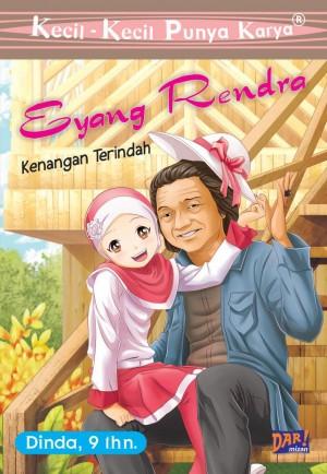 Eyang Rendra (KKPK) by Dinda from Mizan Publika, PT in General Novel category